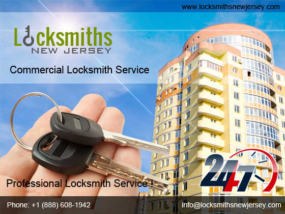 Secure Your Business With Commercial Locksmith Services Nj.