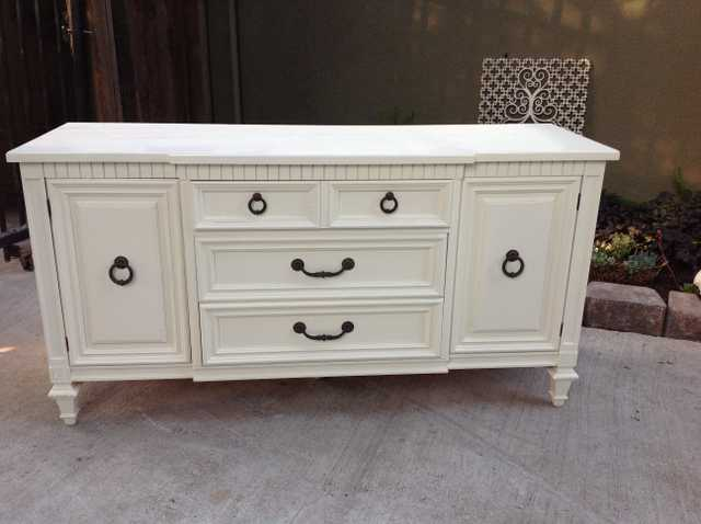 Vintage Neo Classical Buffet