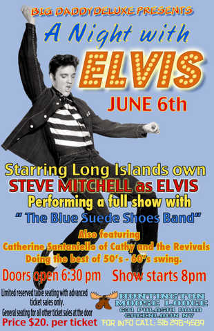 A Night With Elvis