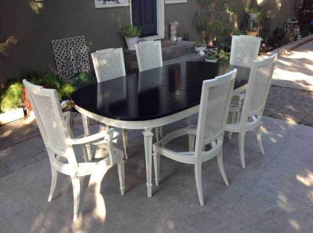 Vintage Neo Classical Dining Set