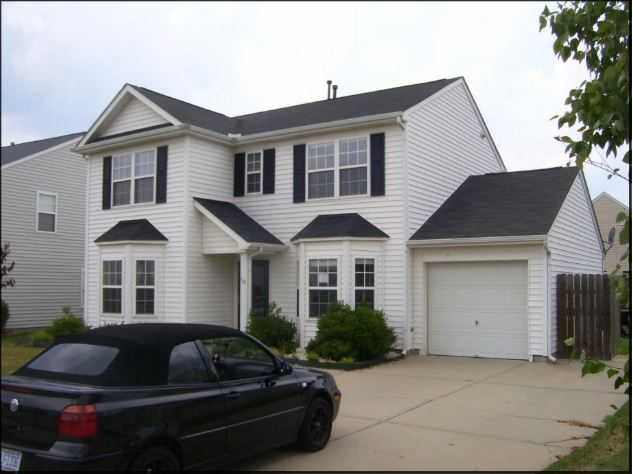 3 Br 2.5 Bath Single Family Home In Downing Glen Dr, Morrisville,