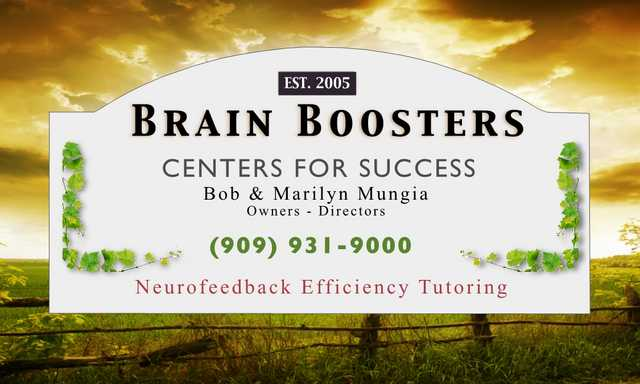 Neurofeedback - Brain Boosters Centers For Success