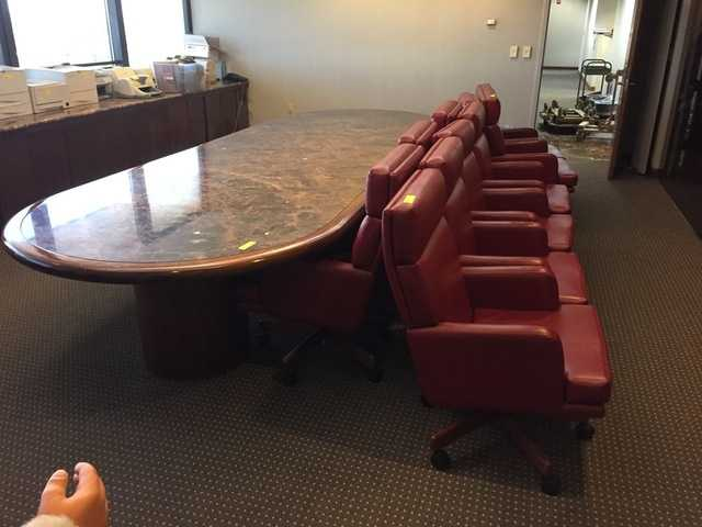 Office Furniture & Business Machines Auction