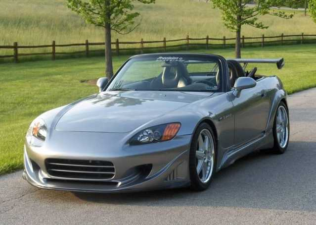 2000 Honda S2000 Supercharged