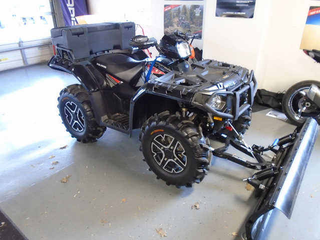 2014 Polaris Sportsman At $3000