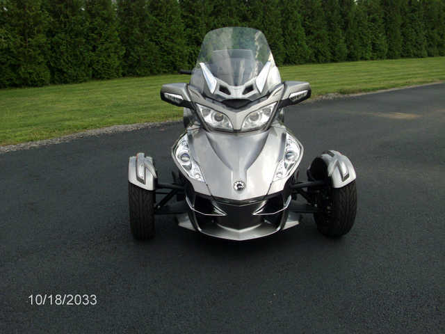 2013 Can - Am Spyder