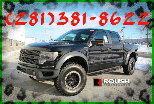 Ford Raptor Texas / For Sale / 2014 / Special Edition / Roush 590