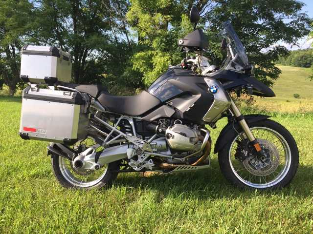 2011 Bmw R 1200 Gs With Adventure Package
