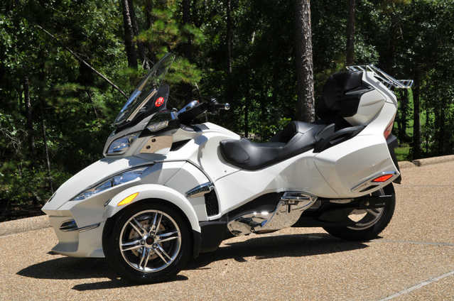 2011 Can - Am Spyder Lt Limited