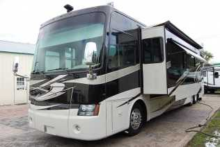 2009 Tiffin Phaeton 42qbh