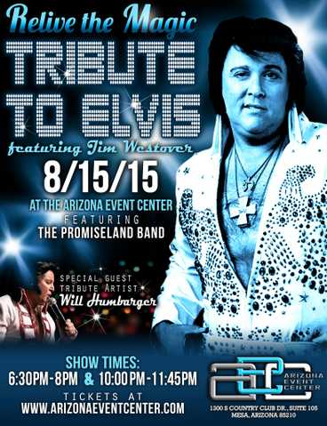 Believe The Magic: A Tribute To Elvis