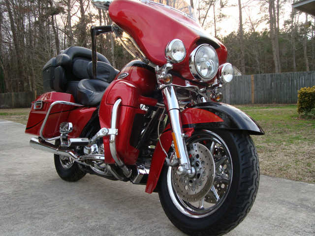 2007 Harley Davidson Flhtcuse2 Screamin Eagle Ultra Classic Touri