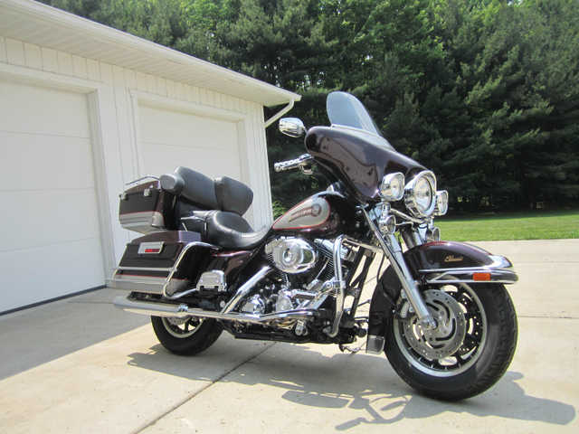 2007 Harley - Davidson Flhtc Electra Glide Classic