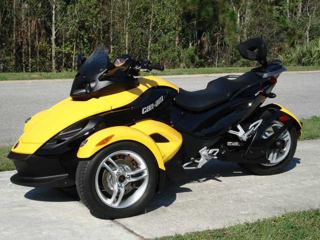 2009 Can Am Rt Sm - 5 Sport