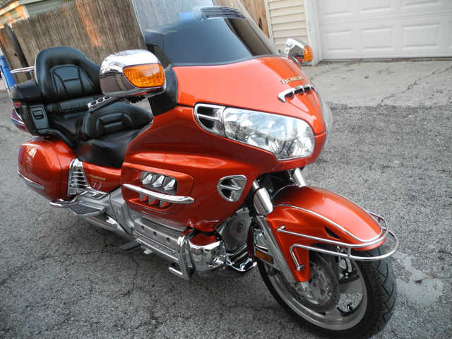 2003 Honda Goldwing Gl 1800