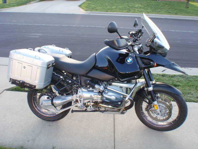2004 Bmw R1150gs Adventure