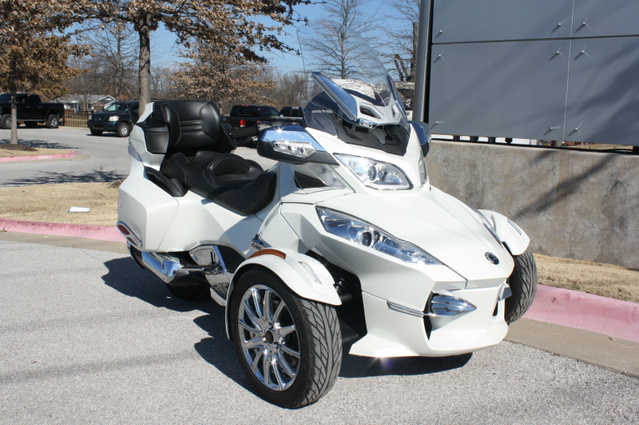 2013 Can - Am Rt Limited Se - 5 Spyder