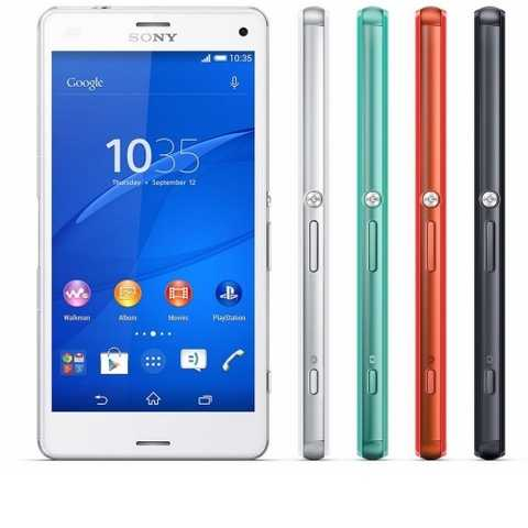 Sony Xperia Z3 Compact D5803 4.6 - Inch Lte Smartphone (Factory Unl