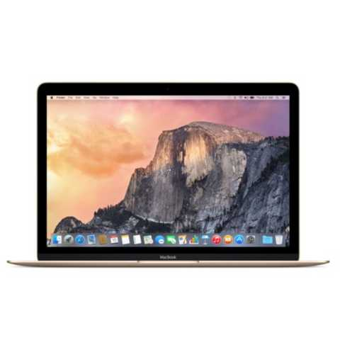 Apple Macbook 12 - Inch 1.3ghz Space Gray With Big Foot 4gb Usb Dri