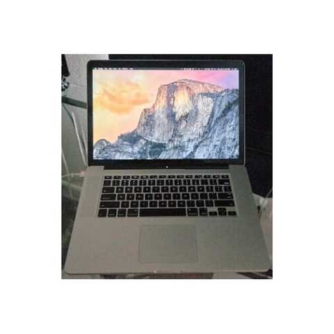 Apple Macbook Pro Mjlq2ll / A 15.4 - Inch Laptop With Retina Display
