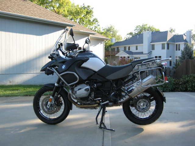 2011 Bmw R1200gs Adventure Premium Package, Excellent Condition