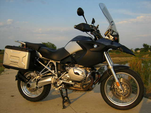2005 Bmw R1200gs, Blue, Abs, Loaded, Bags