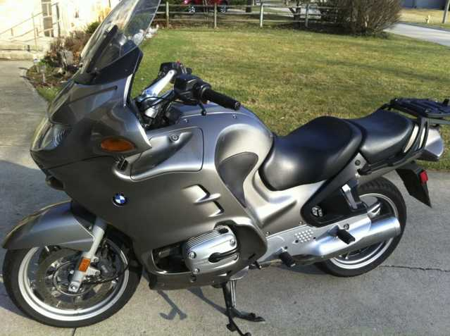 2005 Bmw R - Series Converted Rt - Former P
