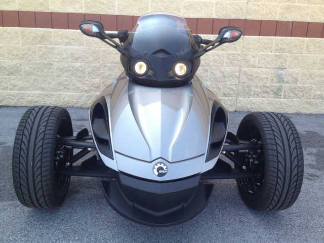 2011 Can - Am Spyder Rs