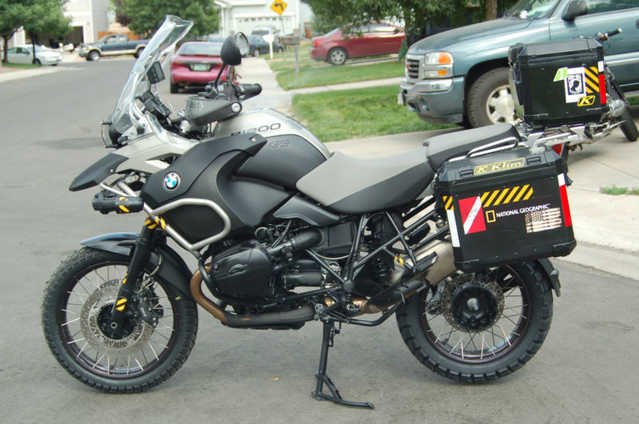 2009 Bmw R1200gs - Adventure – Fully Loaded –