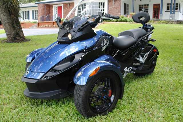 2008 Can Am Spyder Gs Premier Edition