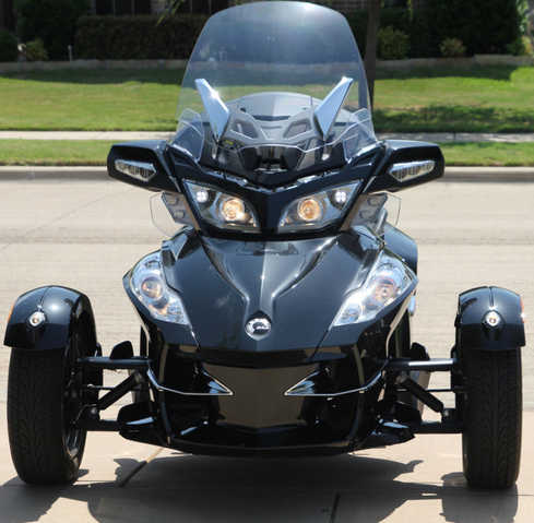 2010 Can - Am Rt - S Sm5 Touring