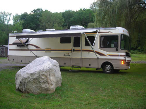 Never Been Down 1998 Fleetwood Bounder
