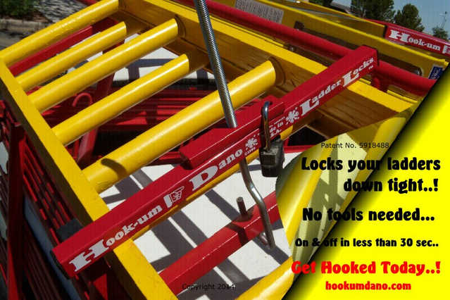 Calling All Contractors! Hook - Um Dano Ladder Locks