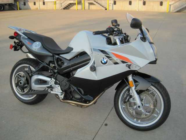 2011 Bmw F800st, Fully Loaded Low Suspension, Low Seat