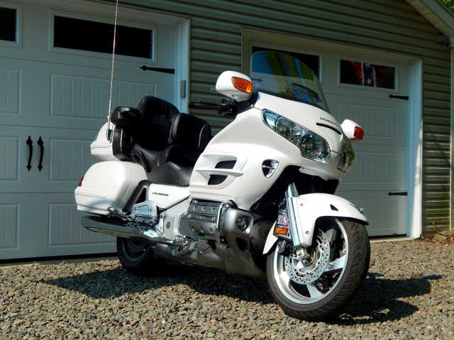 2008 Honda Gold Wing At $4000