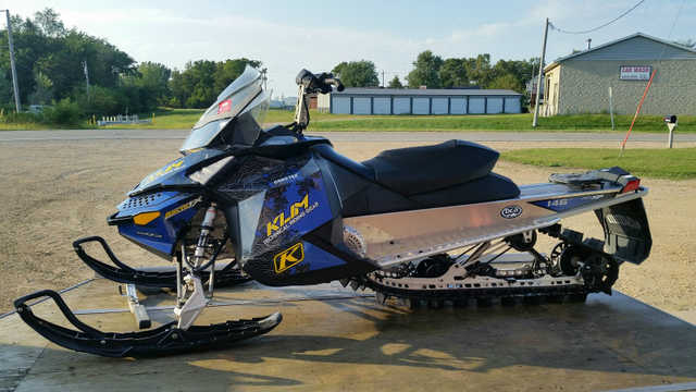 2011 Ski Doo Summit 800 At $2500