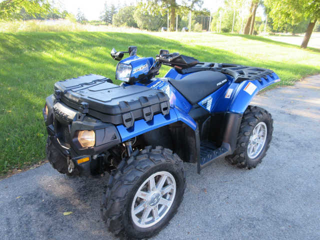 2013 Polaris 850 Xp Sportsman 4x4 At $2500