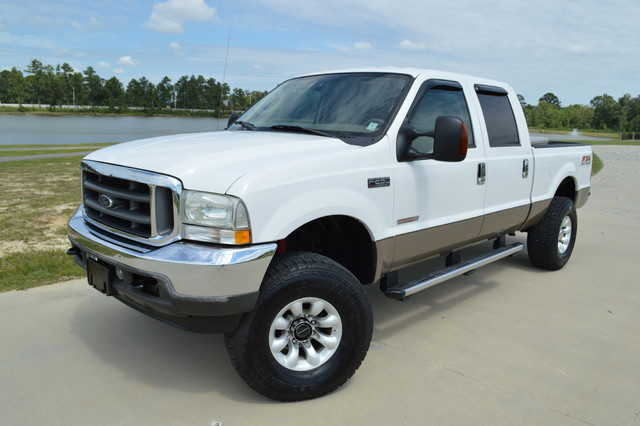 2004 Ford F - 250 Lariat At $4000