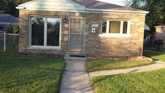 This Lovely 3 Bedroom, 1 Bath Single - Family Home