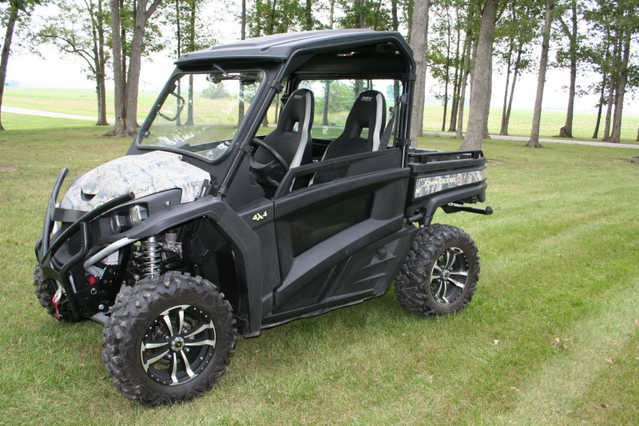 2012 John Deere Gator Rsx 850i At $3000