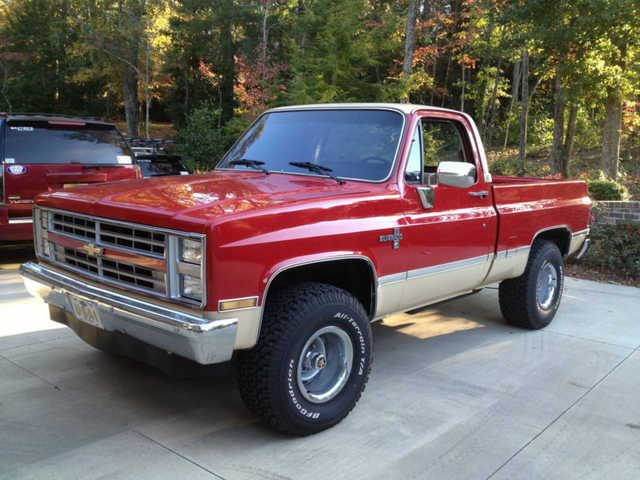 1985 chevy silverado for sale in houston texas autos post. Black Bedroom Furniture Sets. Home Design Ideas