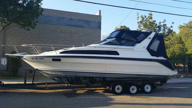 1992 Bayliner Ciera Sunbridge At $4000