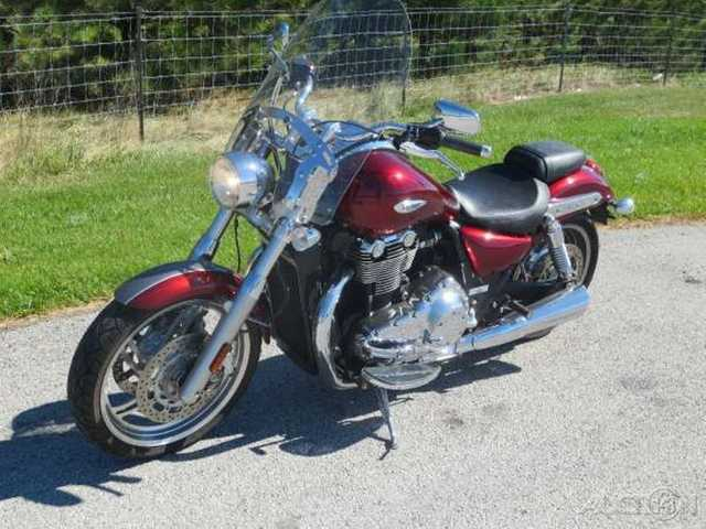 2014 Triumph Thunderbird Commander Great Bike