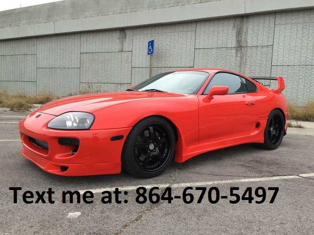@1995 Toyota Supra Twin Turbo@