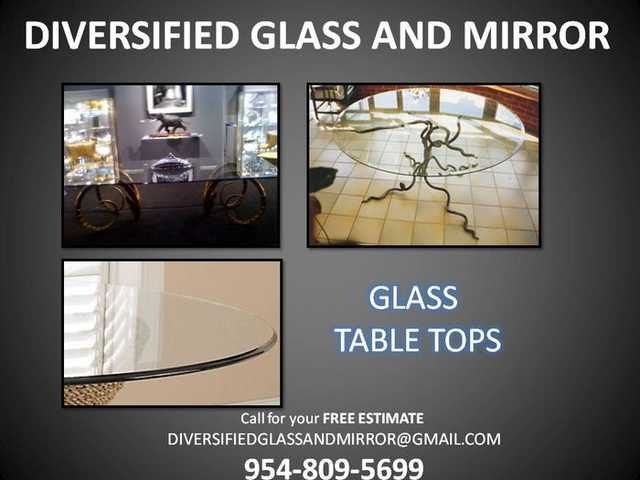 Miami + Fort Lauderdale Window Reglazing, Glass Repair, Mirror