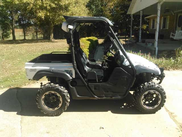 2011 Yamaha Rhino At $2500