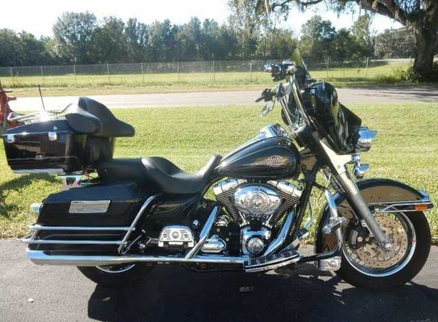 08 Harley - Davidson® Electra Glide Classic