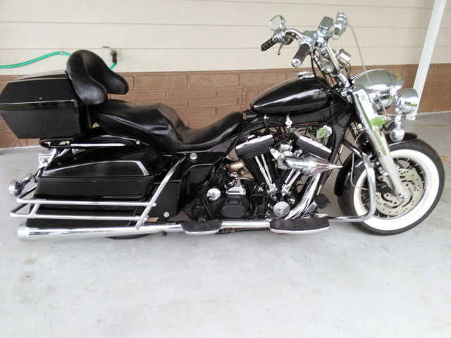 1987 Harley Davidson Flh Reduced