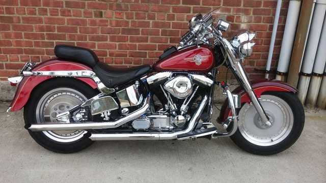 1993 Harley Davidson Softail Fatboy Immaculate Condition Nicest E