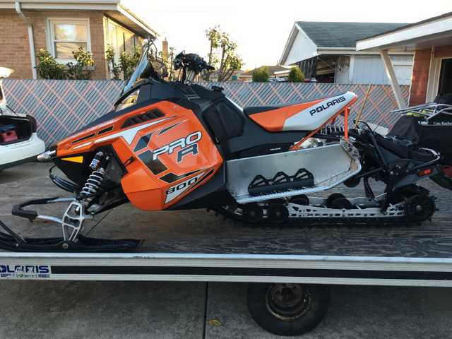 2012 Polaris Switchback 800 Pro R At $2800